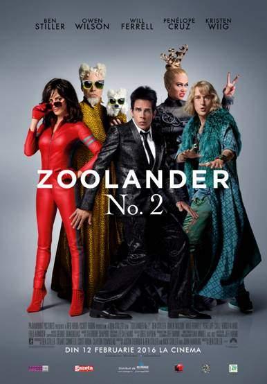 Zoolander 2 (2016) – Găsiți asemănarea dintre Justin Bieber și comisarul Miclovan