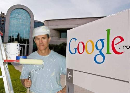 Google face angajări în România: Se caută 2 zugravi şi un instalator, pentru sediu!