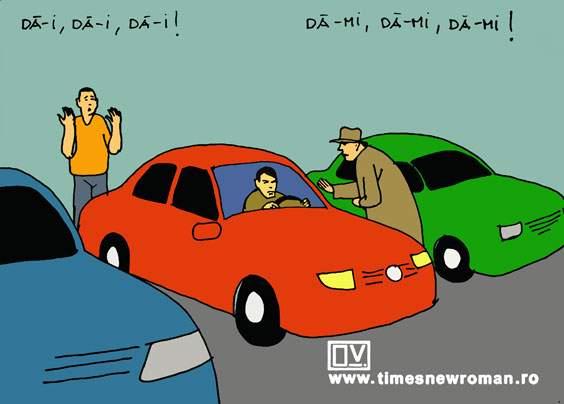Ajutor în parcare