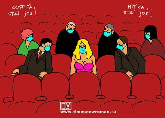 Redeschiderea teatrelor