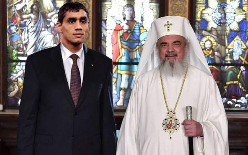 După ce l-a numit purtător de cuvânt pe Bănescu, Patriarhul vrea să-l ia şi pe Bănel