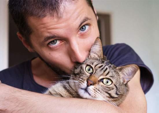 Pisica unui român toarce atât de tare, că vecinii cred că dă el cu bormașina