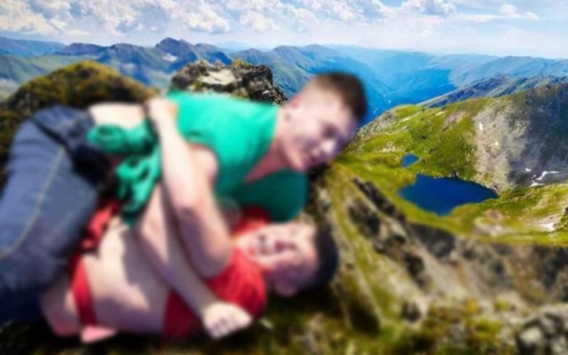 Bătaie pe Vf. Moldoveanu, după ce doi turiști și-au încurcat trollerele între ei