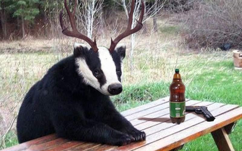 Ciucaș ridică ștacheta și lansează Cerbursuc, berea cu suc de la cerb, urs și bursuc