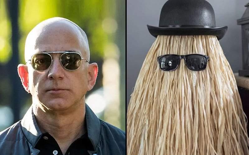 Adio, avere! Jeff Bezos anunţă că şi-a făcut implant de păr de toţi banii