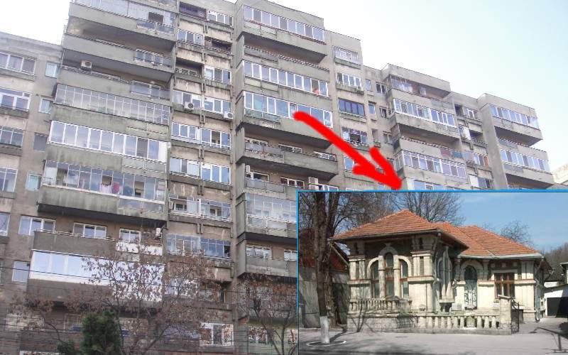 Bloc istoric din Militari, demolat ca să se facă o vilă interbelică