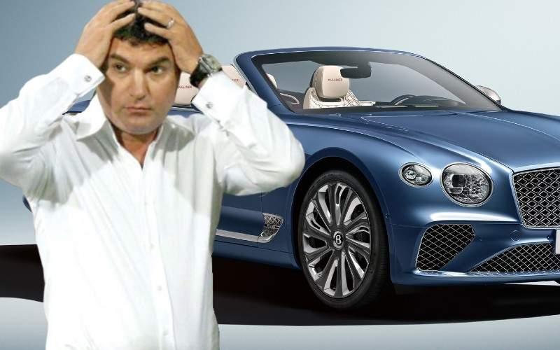 Borcea nu-și mai permite Bentley, că nu se mai dublează alocațiile copiilor