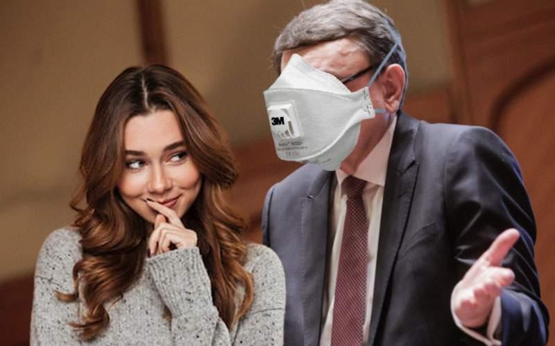 De când poartă mască pe față, Victor Ciorbea agață cu 30% mai mult