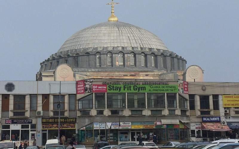 Bizanţul renaşte! Circul Foamei de la Piaţa Delfinului va fi transformat în Sfânta Sofia