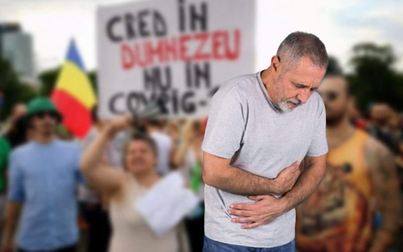 Covrig-19 există! Un român se simte extrem de rău după ce a mâncat 19 covrigi