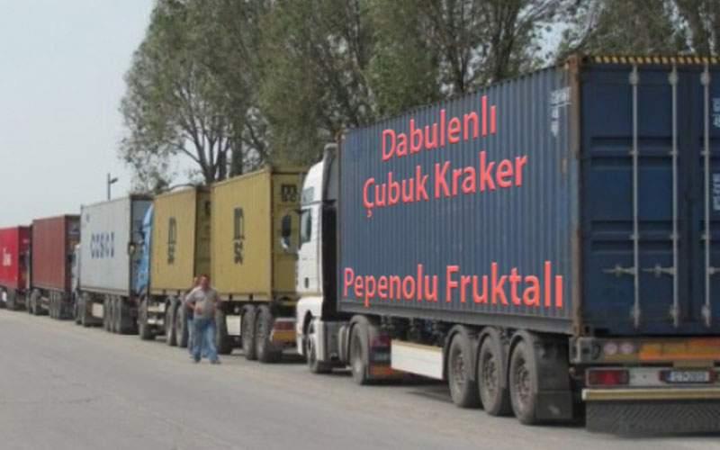 Mii de camioane cu pepeni româneşti de Dăbuleni, blocate în Turcia din cauza COVID