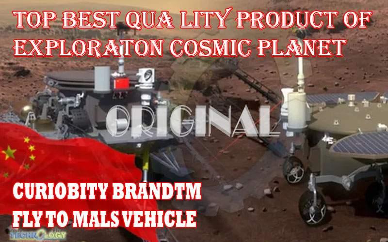 Concurenţă pentru Curiosity? Robotul chinezesc Curiobity e în drum spre Marte
