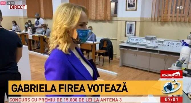 Fraudă! Cetățean cu buletin de Voluntari, surprins în timp ce vota la București