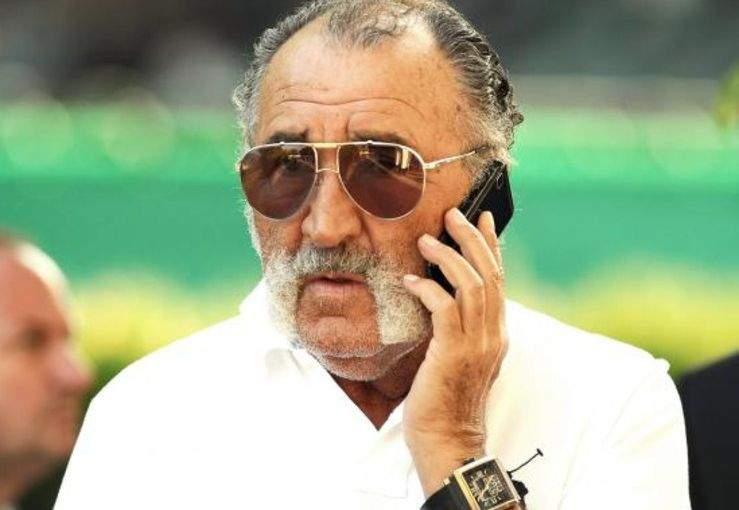 Țiriac stă de 14 ore în telefon cu ING-ul, să explice de unde are bani în cont