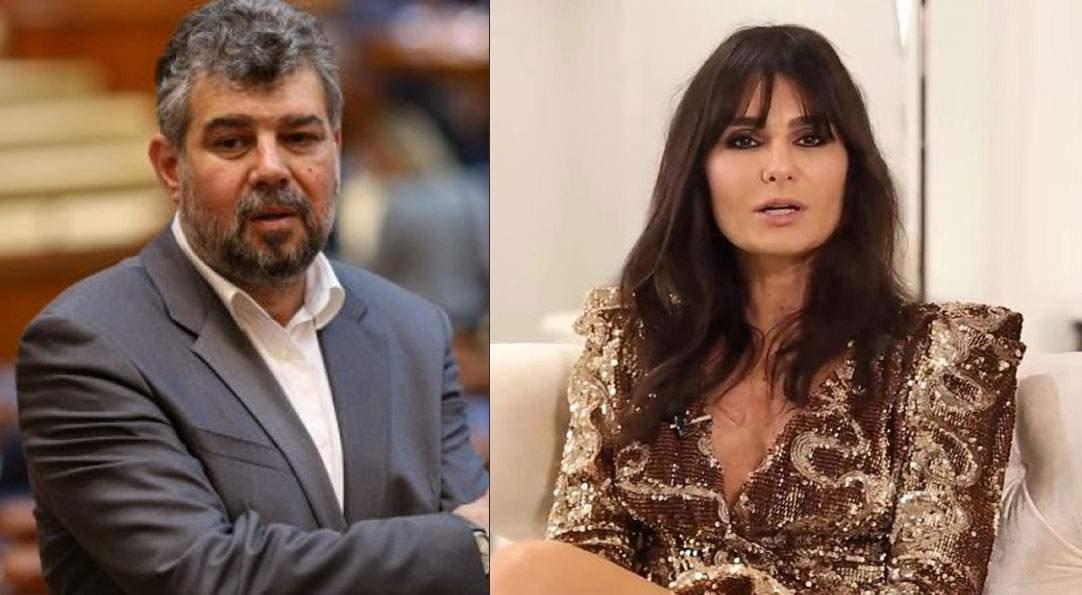 Dana Budeanu, rugată să fie și consiliera fătălăului Ciolacu pentru alegerile parlamentare