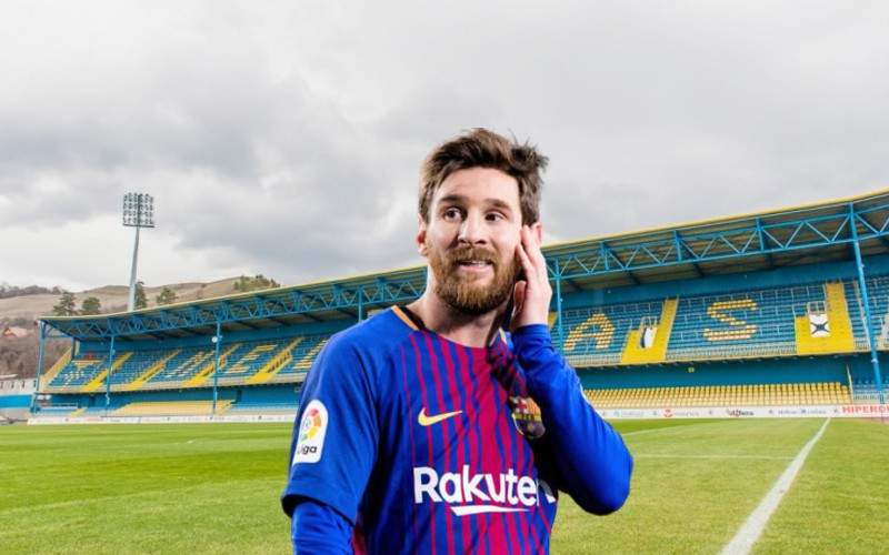 Gaz Metan Mediaș a cerut de la CEC 700 milioane de dolari ca să-l cumpere pe Messi