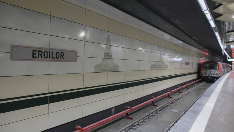 Cei care au făcut mișto de metroul din Drumul Taberei nu au voie să circule cu el
