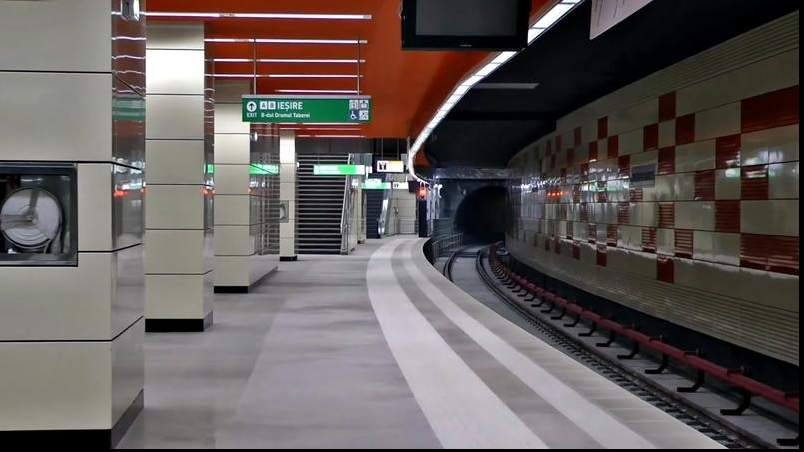 Cei din Drumul Taberei vor sta 14 zile în izolare după fiecare călătorie cu metroul