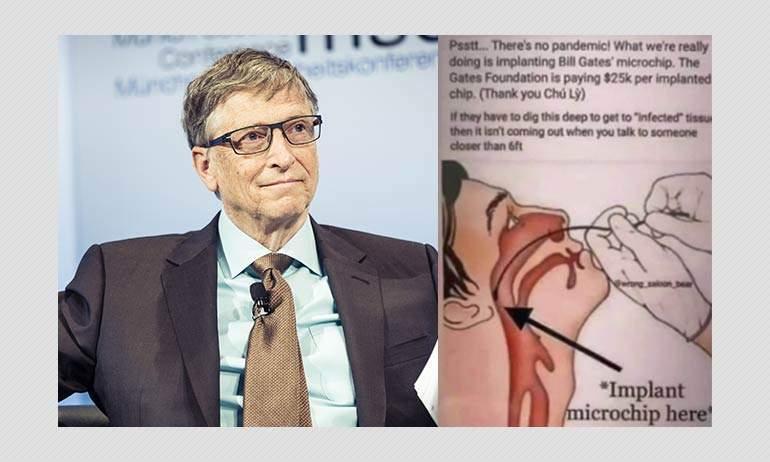 Vaccinul lui Bill Gates, rezultate încurajatoare. Cipul se atașează perfect la creier!