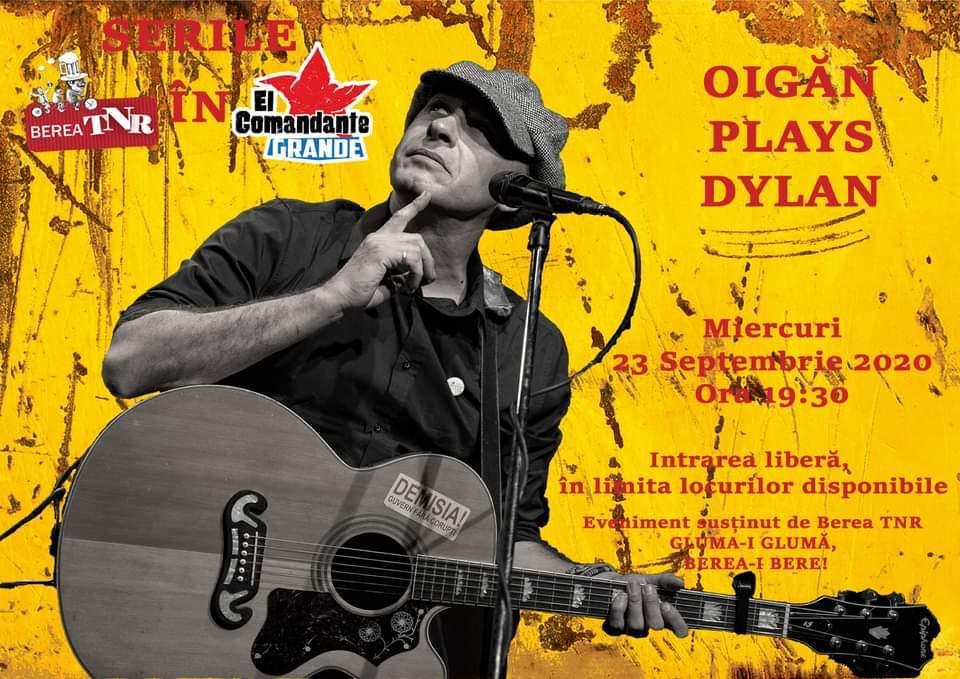 Oigăn plays Dylan