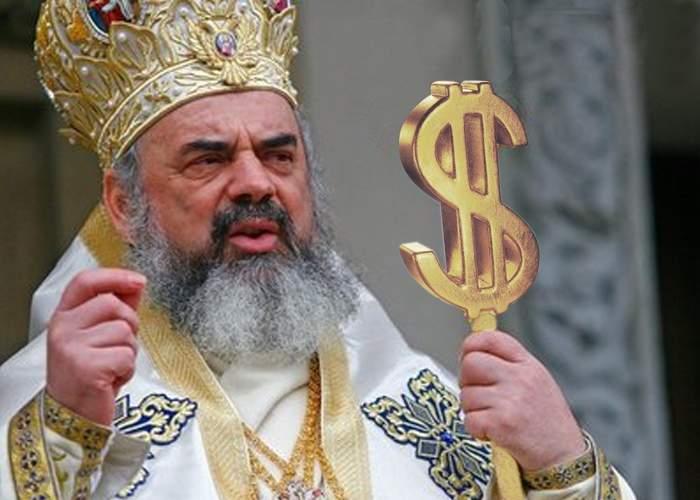 Nu se mai satură de bani! Patriarhul Daniel a pus Liturghia pe Spotify