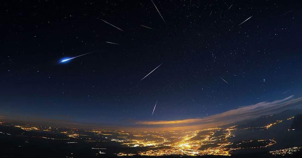 10 lucruri despre ploaia de meteoriți numită Perseide