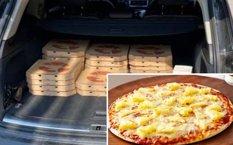 Scursurile societăţii! Polițiștii corupţi de la Iași cereau şpagă pizza cu ananas