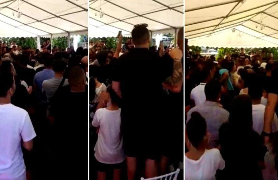 Șefii Poliției ignoră priveghiul lui Emi Pian, că au datorii la interlopii de acolo