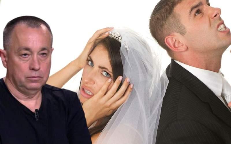200 de nuntași au rupt-o la fugă când au văzut că vine și Tolontan