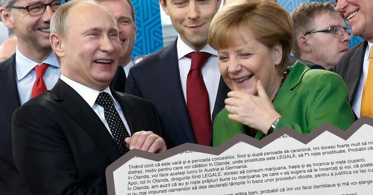 Faza zilei la UE! România a spus că retrage 80 miliarde de euro pentru sex şi droguri