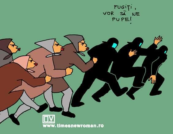 Atacul pelerinilor