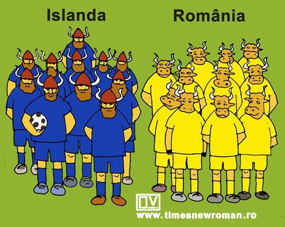 Islanda-România