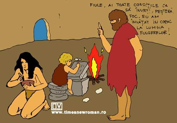 Tatăl preistoric