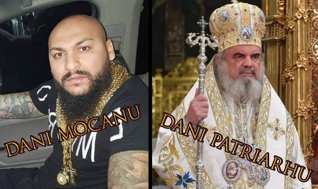 Dani Mocanu lasă manelele pentru religie după ce a văzut cât câştigă Dani Patriarhu