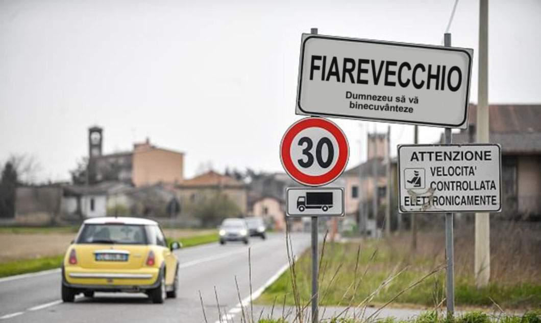 Comuna Fiarevecchio, prima localitate din Italia cu populaţie majoritar românească