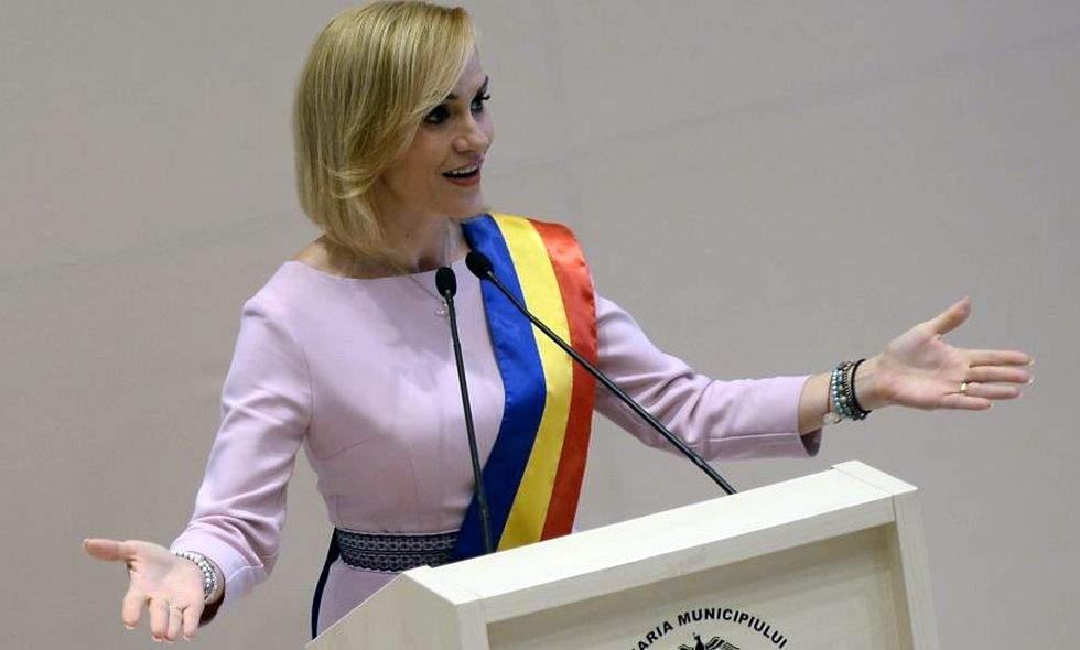 Ultimul gest al lui Firea ca primar! A semnat alipirea Bucureştiului la Voluntari