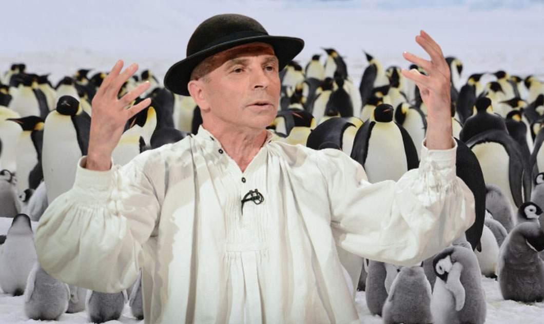 Grigore Leşe va face o expediţie în Antarctica, să studieze dansul pinguinului