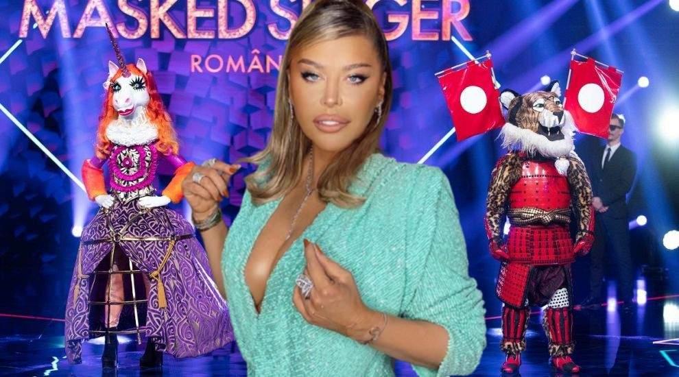 Loredana a participat la Masked Singer cu fața ei actuală și n-a recunoscut-o nimeni!