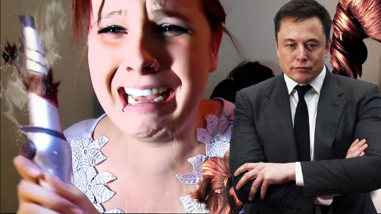 Elon Musk, acuzat de soție că nu inventează un ondulator de păr mai performant
