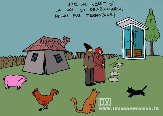 Reabilitarea la sat