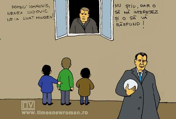 Răspunsul lui Iohannis