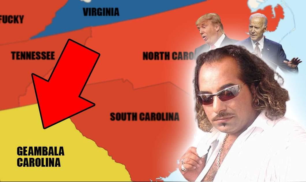 Alegeri SUA: Romeo Fantastick câştigă detaşat în statul Carolina Geambala