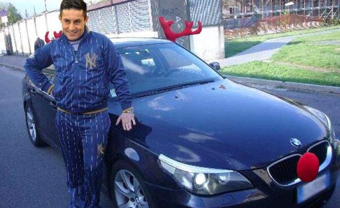 Pregătiri de iarnă! Șoferii români schimbă coarnele de bou cu cele de ren