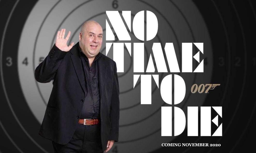 Trăsniți în NATO, anulat după ce Mârlanu a primit rolul de James Bond