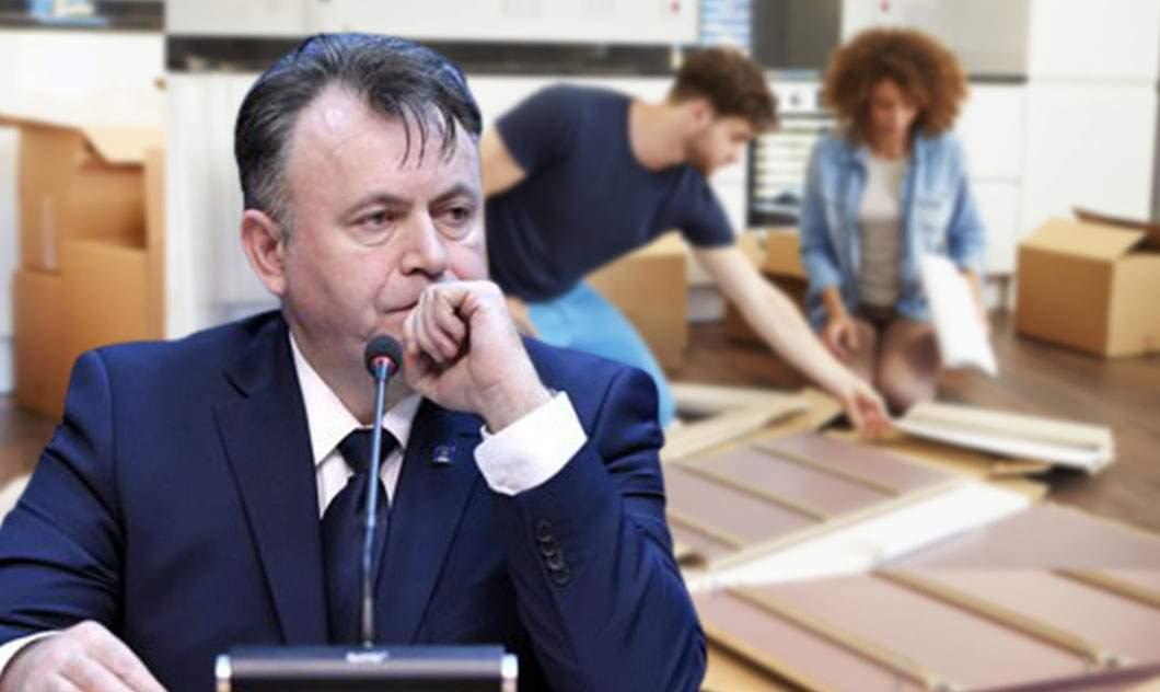 Ministerul Sănătății se chinuie de 6 luni să asambleze niște paturi ATI de la IKEA