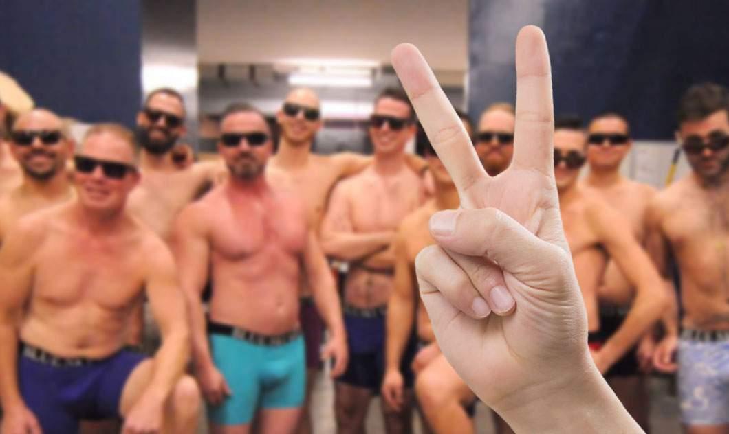 Cine a spus că sunt antieuropeni? 25 de membri AUR au sărbătorit cu o orgie