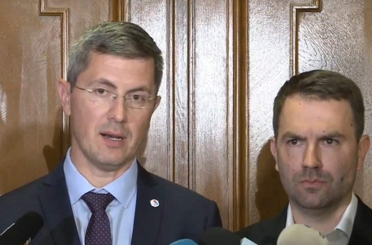 USR a definitivat lista cu miniștri pentru negocieri: Drulă, Lulă și Pendulă