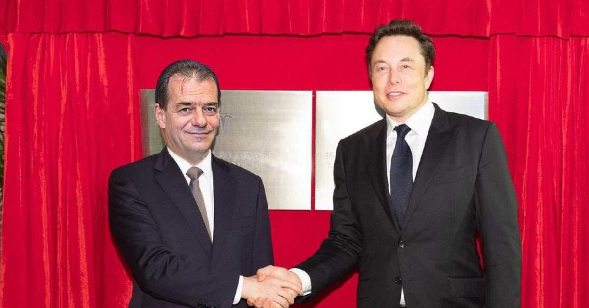 Orban vrea să negocieze cu Elon Musk ce funcții primește PNL în Tesla România