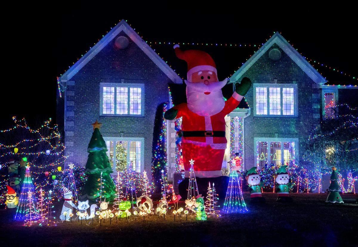 I se spune Primarul. Un bărbat a spart toți banii familiei pe lumini de Crăciun