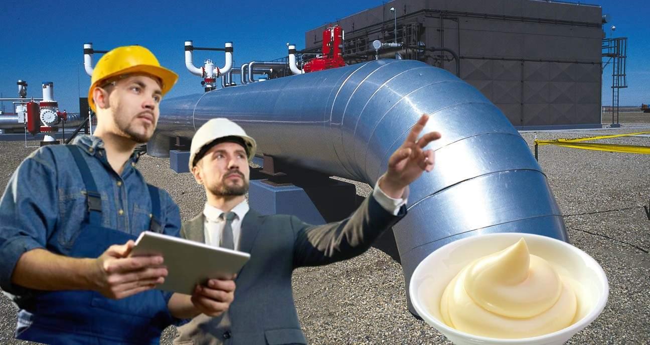Maioneză la discreție! Încep lucrările la maionezoductul Boeuf Stream